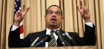 Ex-Rep. Keith Ellison