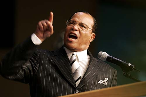 "Will Louis Farrakhan, leader of the Nation of Islam, who has openly called for his followers to 'stalk' and ' kill' certain cops, be branded an ""extremist"" by Obama's new czar?"