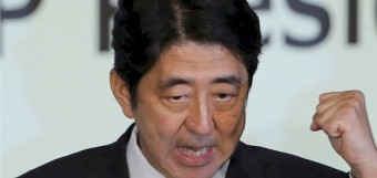shinzo_abe_fist_raised
