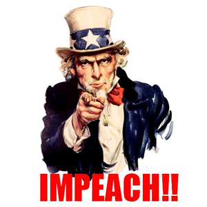 the only president to be impeached in america Presidents andrew johnson and bill clinton were impeached by the us house of  the first official impeached in this country was senator william blount of.