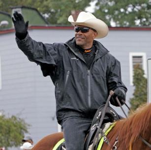 Sheriff David Clarke Jr.