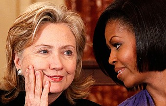 Will Hillary Clinton and Michelle Obama be a dream ticket for the Democratic Party in 2016?