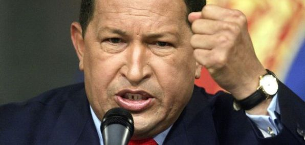 The late Hugo Chavez