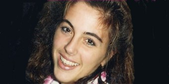 Terri Schiavo prior to her brain injury.