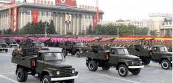 North Korea has threatened to bomb America with nuclear weapons.