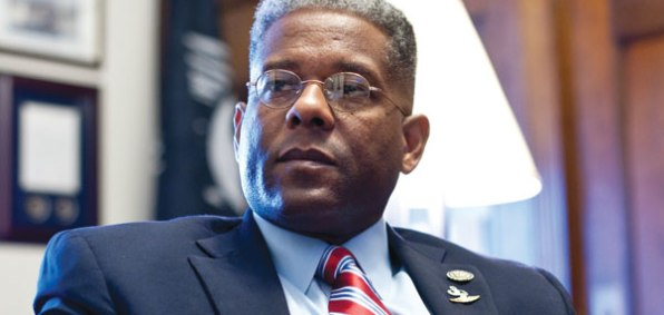 ALLEN WEST: OBAMA 'ABJECTLY DESPISES' WHITES