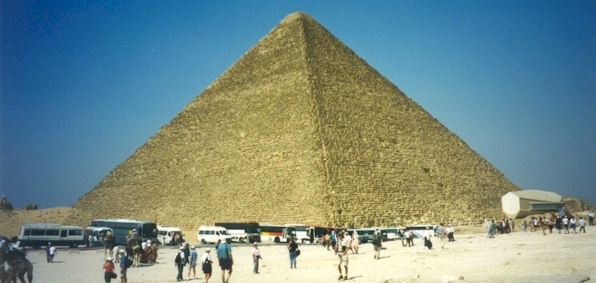 Ben Carson is facing fire for believing the pyramids were used to store grain.