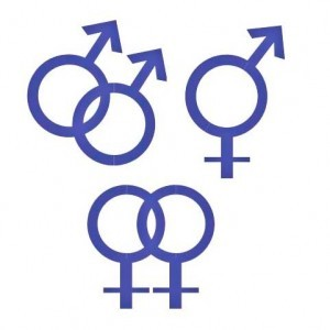 symbol for same sex marriage in Norman