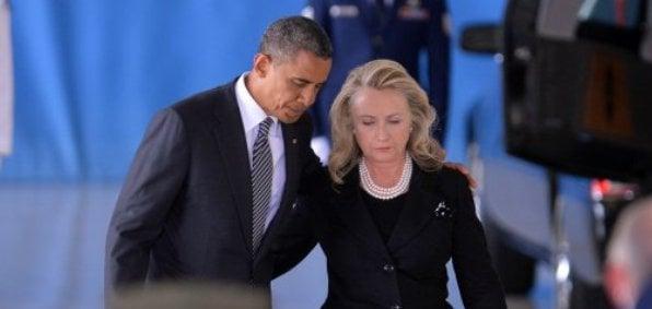 Obama amd Hilary