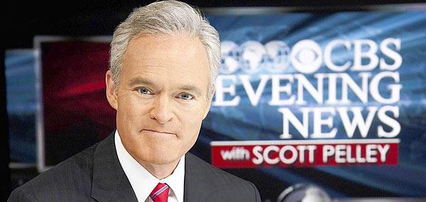 Cbs Evening News With Scott Pelley Scott pelley of cbs news