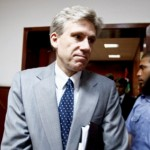 U.S. Ambassador to Libya Christopher Stevens, killed in Benghazi on Sept. 11, 2012