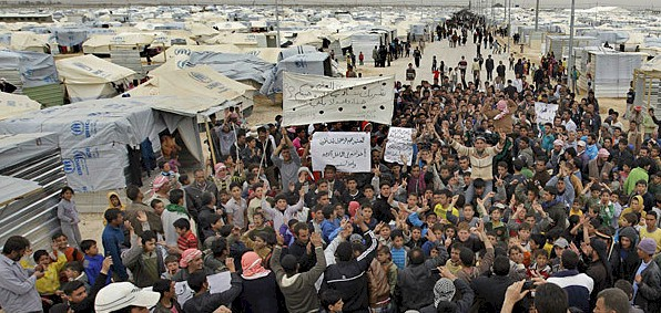 The Syrian civil war has caused 3.5 million refugees, with more than 350,000 being targeted by the United Nations for resettlement outside the region.