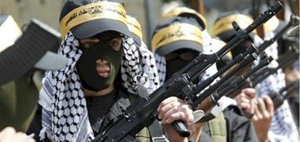 Fatah parade