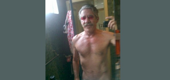 Geraldo's infamous tweet of himself