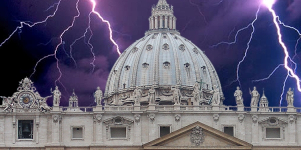 When Francis Was Chosen... Pope Electors Were Told of 'Smoke of Satan' in Vatican