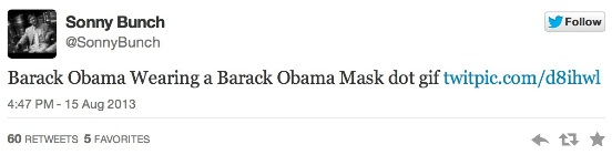 Mock Obama Day May Never End