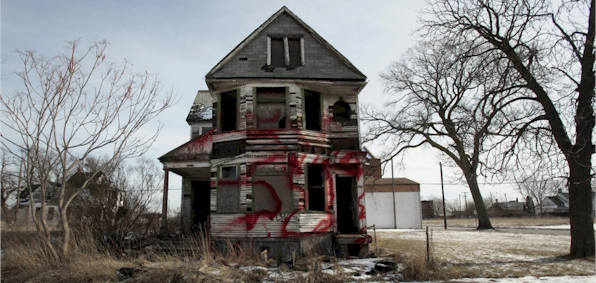 Detroit, for many years a Democrat stronghold