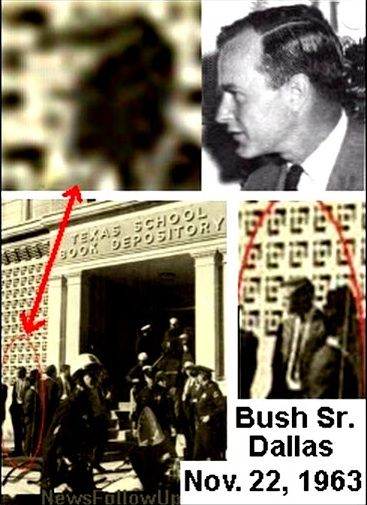 Image result for george bush dallas jfk images