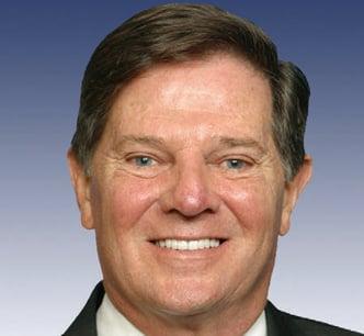 Former House Majority Leader Tom DeLay