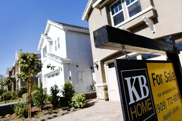Home price increases moderate