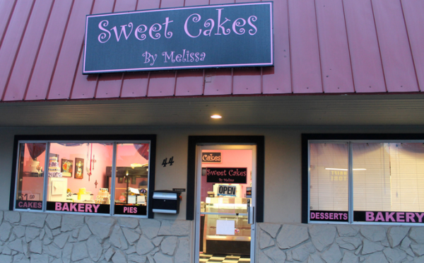Kleins' bakery before they were forced out of business