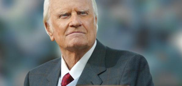 Rev Billy Graham