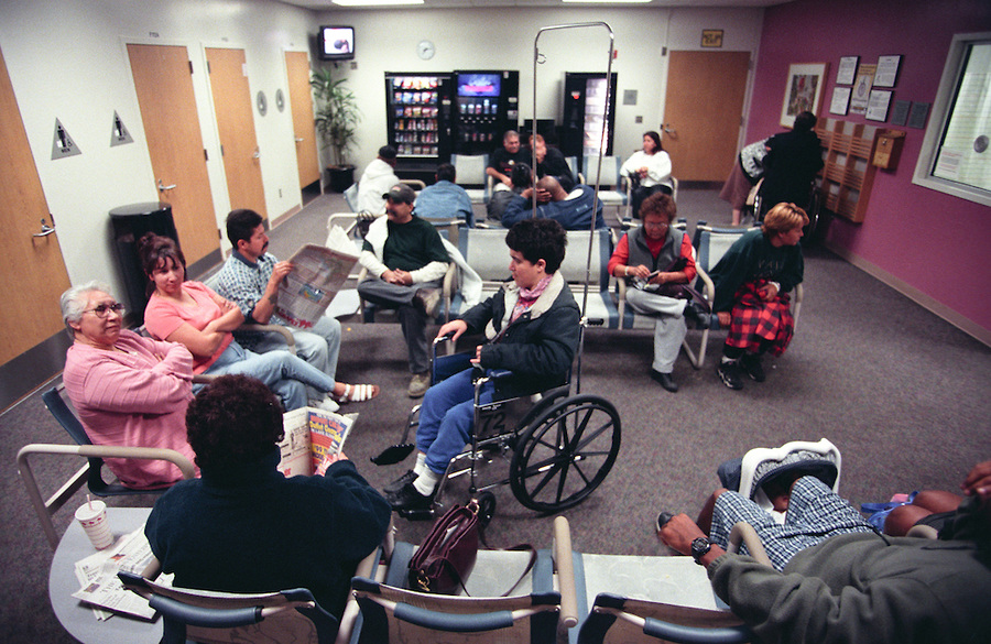 Superusers Clogging Emergency Rooms