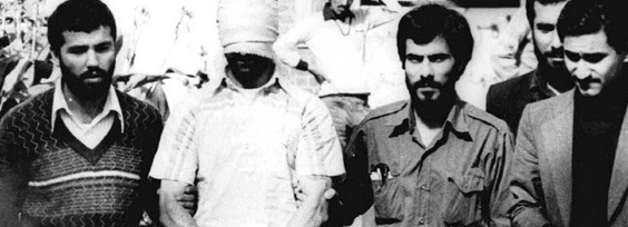 U.S. hostages in Iran.