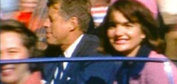 President John F. Kennedy and first lady Jacqueline Kennedy in 1963