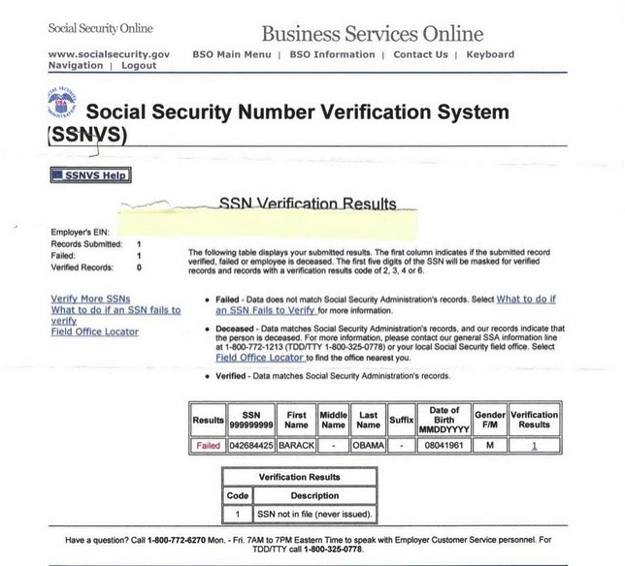 Social Security Card Verification | Infocard.Co