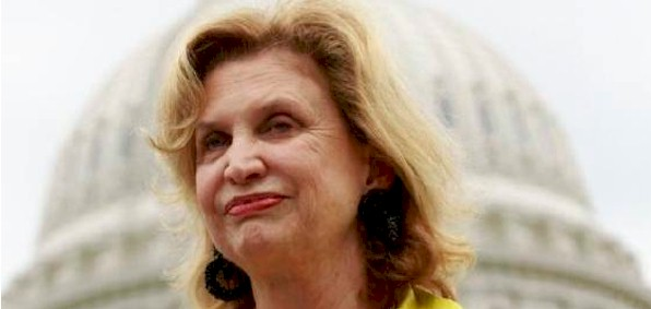 Rep. Carolyn Maloney, D-N.Y., is one of the most anti-gun members of Congress.