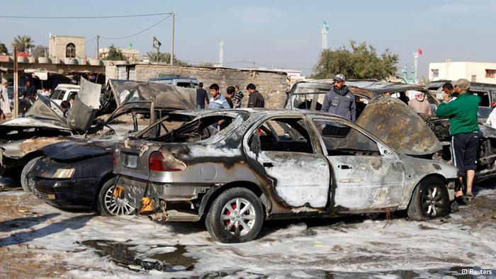 Christmas bombings kill dozens of Christians