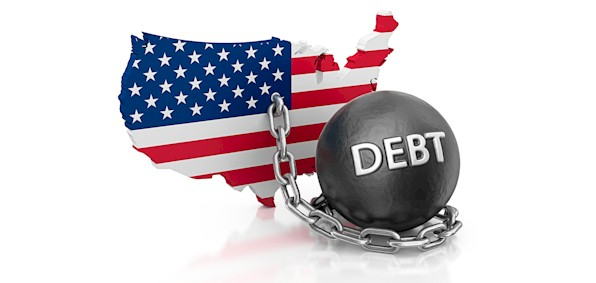 Image result for pictures of chain to our debt