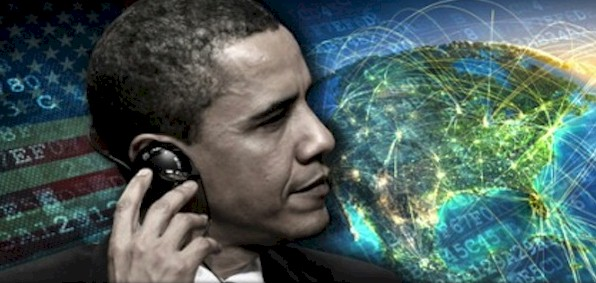 Image result for Obama spying