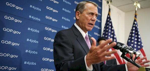 Dump Boehner movement: 425,000 letters in 5 days