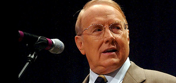 James Dobson: Vote on `platform` not `tone, style or...