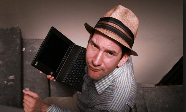 Does online news legend Matt Drudge know something we don't about coming events?