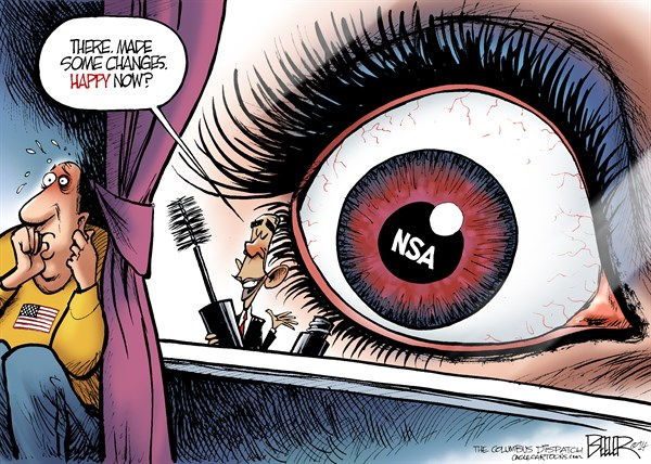 Obama S New Nsa Changes