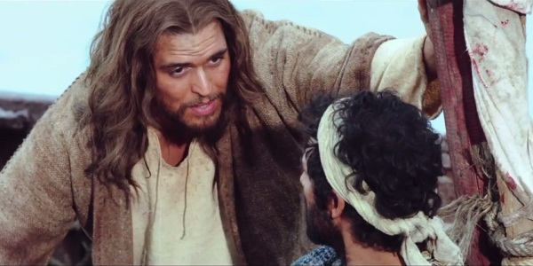 "Diogo Morgado as ""Jesus"" in 2014 film ""Son of God"""