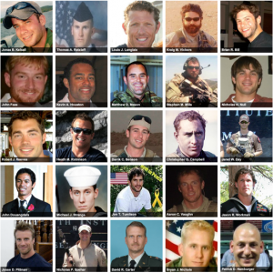 How many members of seal team 6 are still alive