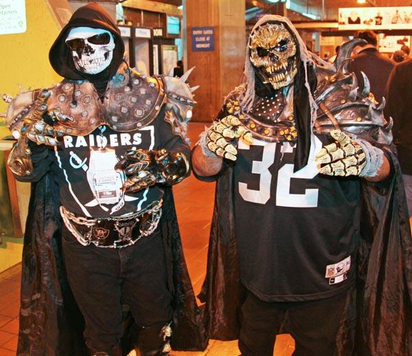 94196aa76 Raider Nation  Meet NFL s most outrageous fans - WND