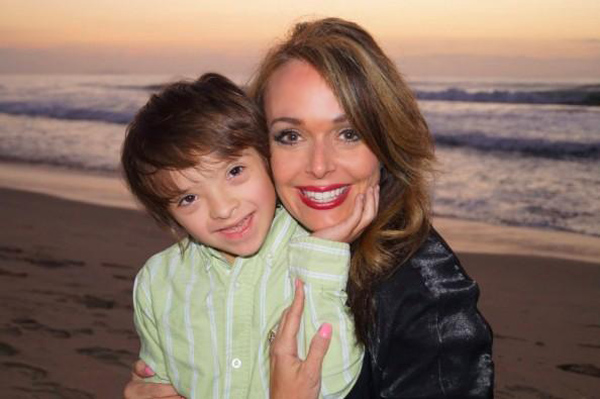 Samuel and Gina Loudon
