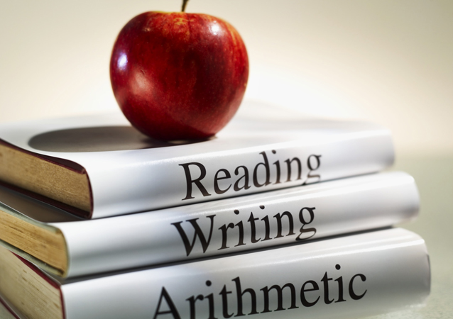 Your Intelligence – Reading, Writing & Arithmetic