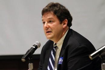 Lawmaker defends his praise for 9/11 mosque