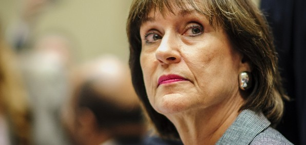 "Lois Lerner directed the IRS during the tea party targeting scandal and famously ""lost"" her emails."