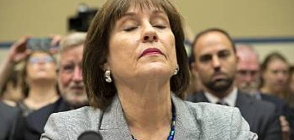 Former IRS tax-exempt chief Lois Lerner refused to testify about targeting conservative groups