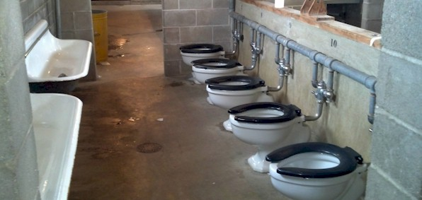 Obama Gives Military Latrine Duty New Meaning Wnd