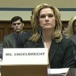 True the Vote President Catherine Engelbrecht testifies in a congressional hearing in February