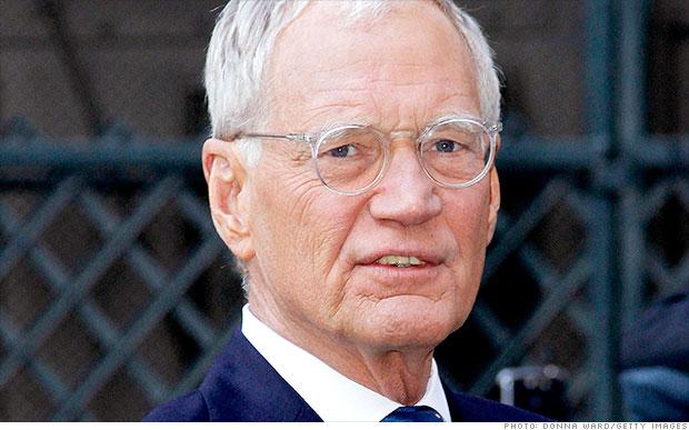 9a853fd284 David Letterman Announces Retirement Wnd. David Letterman Wears Tortoise  Eyeglasses ...