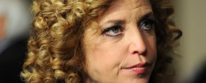 Former DNC Chair Rep. Debbie Wasserman Schultz, D- Fla.